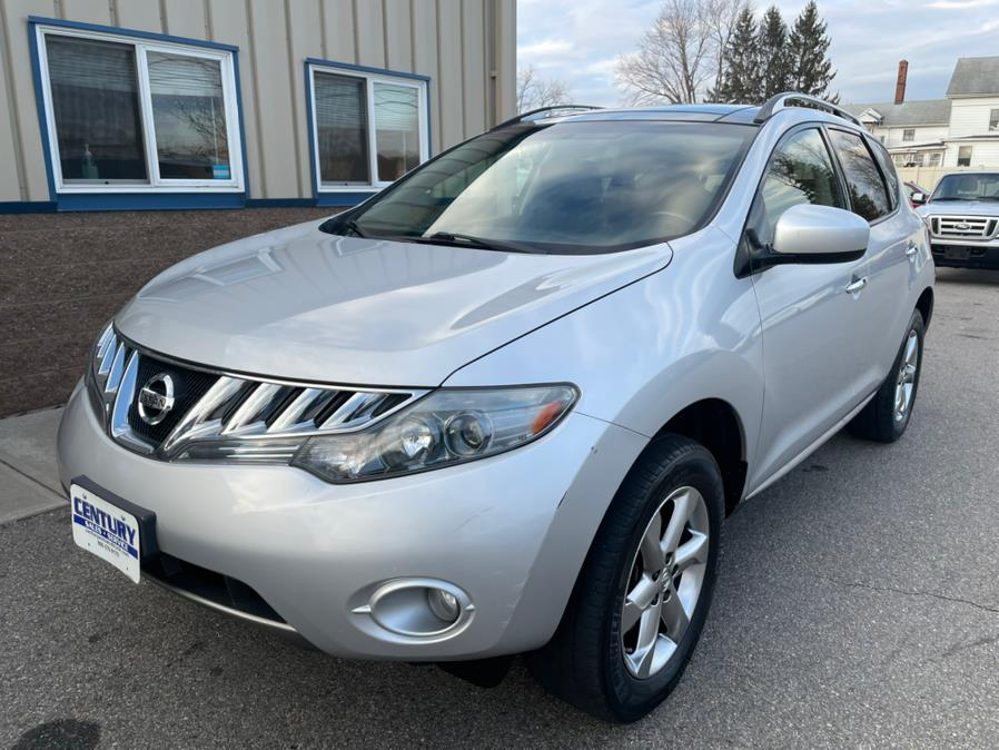 Used 2010 Nissan Murano in East Windsor, Connecticut | Century Auto And Truck. East Windsor, Connecticut