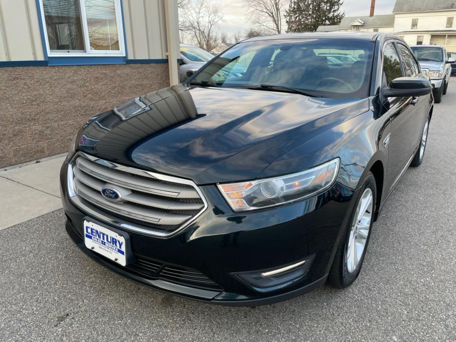 Used 2015 Ford Taurus in East Windsor, Connecticut | Century Auto And Truck. East Windsor, Connecticut