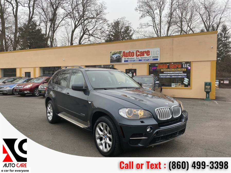 Used BMW X5 AWD 4dr 35i 2011 | Auto Care Motors. Vernon , Connecticut