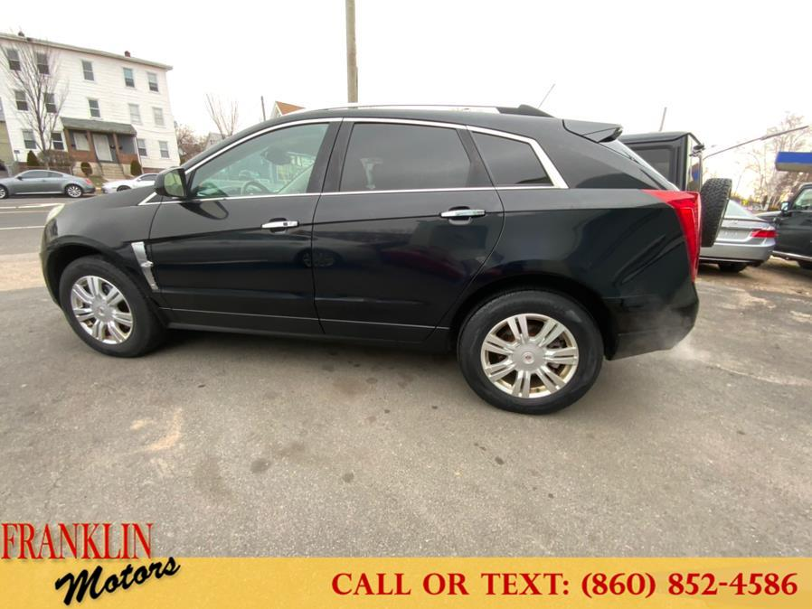 Used Cadillac SRX AWD 4dr Luxury Collection 2012 | Franklin Motors Auto Sales LLC. Hartford, Connecticut