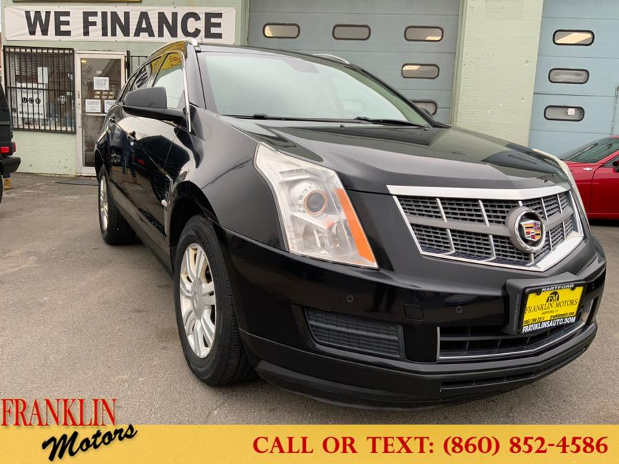 Used 2012 Cadillac SRX in Hartford, Connecticut | Franklin Motors Auto Sales LLC. Hartford, Connecticut