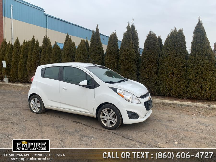 Used 2014 Chevrolet Spark in S.Windsor, Connecticut | Empire Auto Wholesalers. S.Windsor, Connecticut