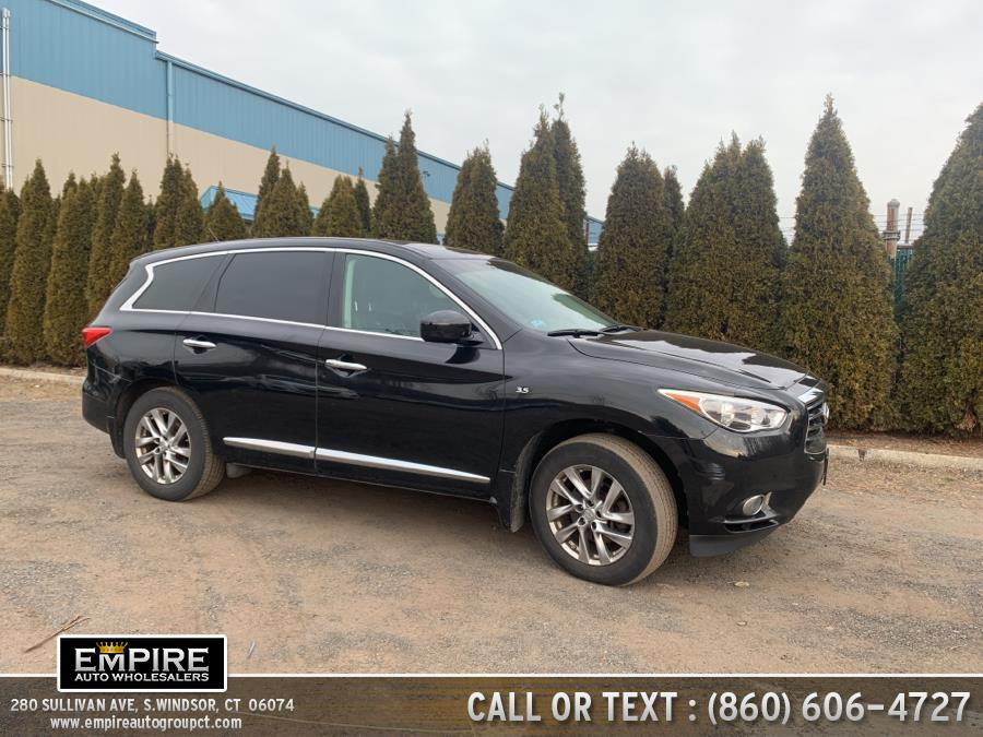Used INFINITI QX60 AWD 4dr 2014 | Empire Auto Wholesalers. S.Windsor, Connecticut