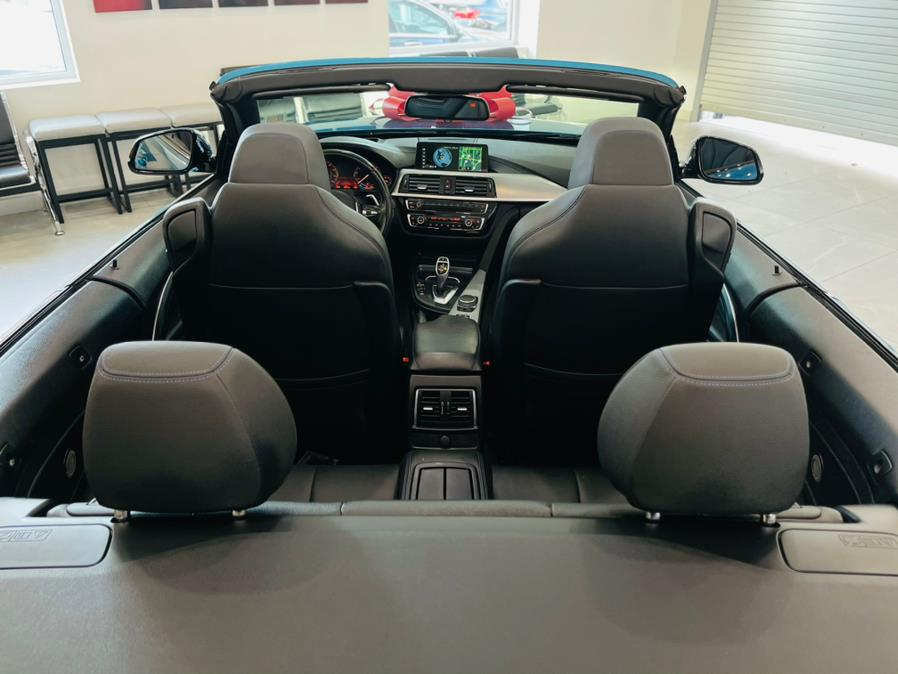 Used BMW 4 Series 430i xDrive Convertible 2018 | Luxury Motor Club. Franklin Square, New York