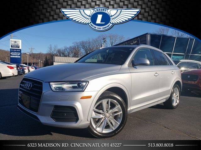 Used Audi Q3 2.0T Premium Plus 2016 | Luxury Motor Car Company. Cincinnati, Ohio