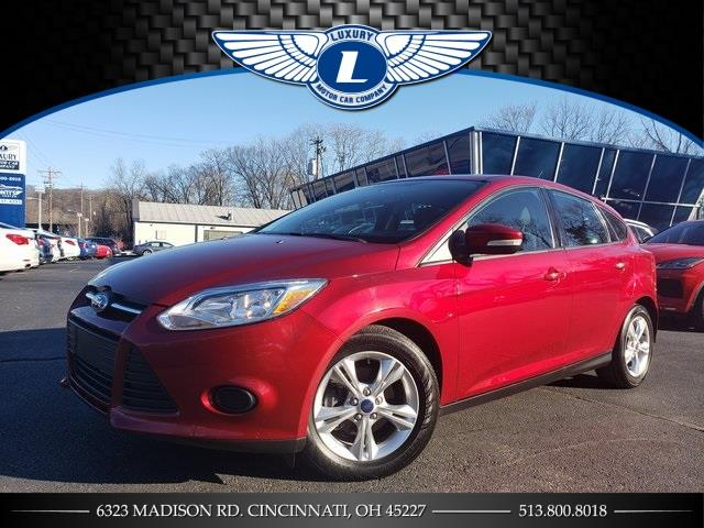 Used 2013 Ford Focus in Cincinnati, Ohio | Luxury Motor Car Company. Cincinnati, Ohio