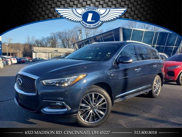 Used 2018 Infiniti Qx60 in Cincinnati, Ohio | Luxury Motor Car Company. Cincinnati, Ohio