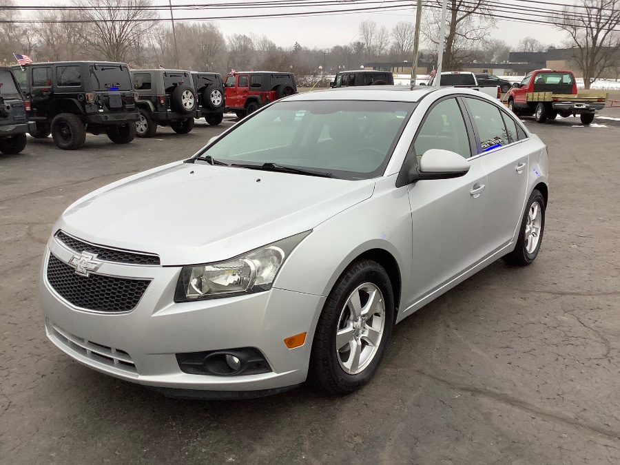 Used Chevrolet Cruze 4dr Sdn LT w/1LT 2012 | Marsh Auto Sales LLC. Ortonville, Michigan