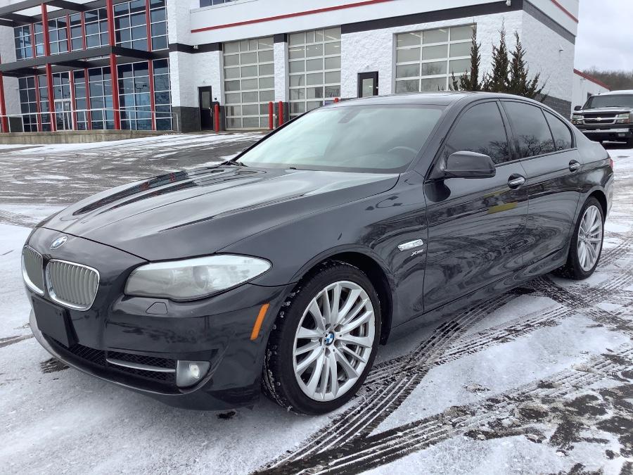 Used 2011 BMW 5 Series in Ortonville, Michigan | Marsh Auto Sales LLC. Ortonville, Michigan