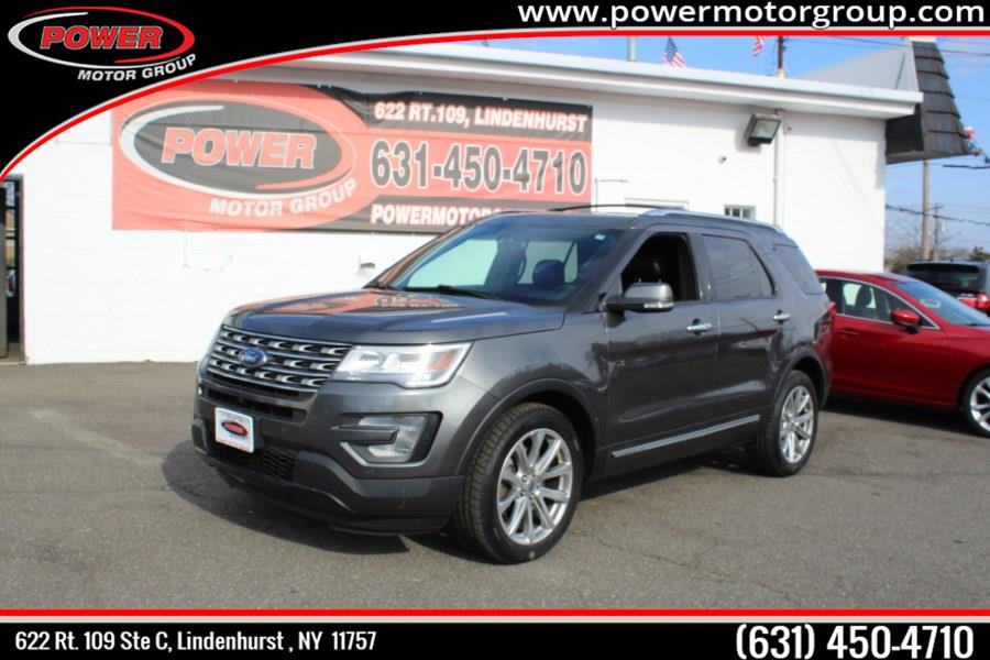 Used 2017 Ford Explorer in Lindenhurst , New York | Power Motor Group. Lindenhurst , New York