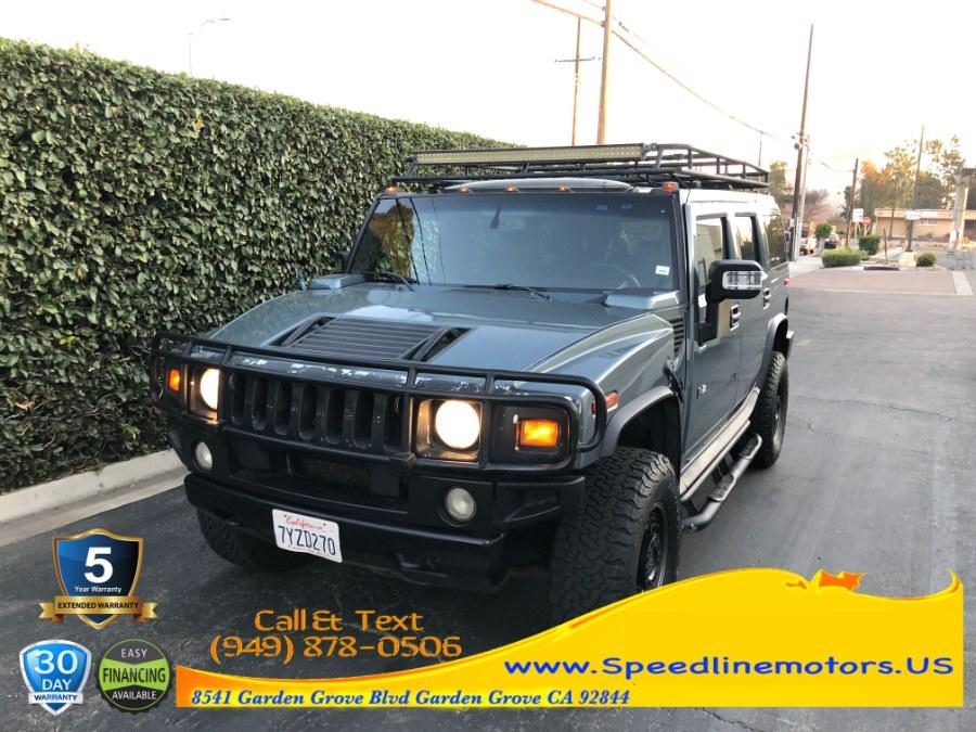 Used 2005 HUMMER H2 in Garden Grove, California | Speedline Motors. Garden Grove, California