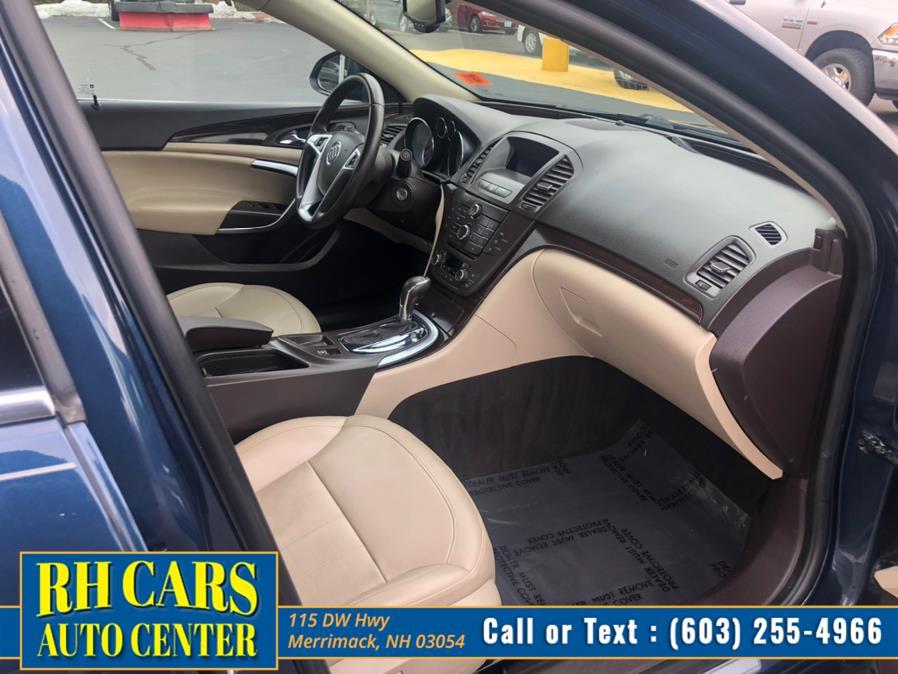 Used Buick Regal CXL 2011   RH Cars LLC. Merrimack, New Hampshire