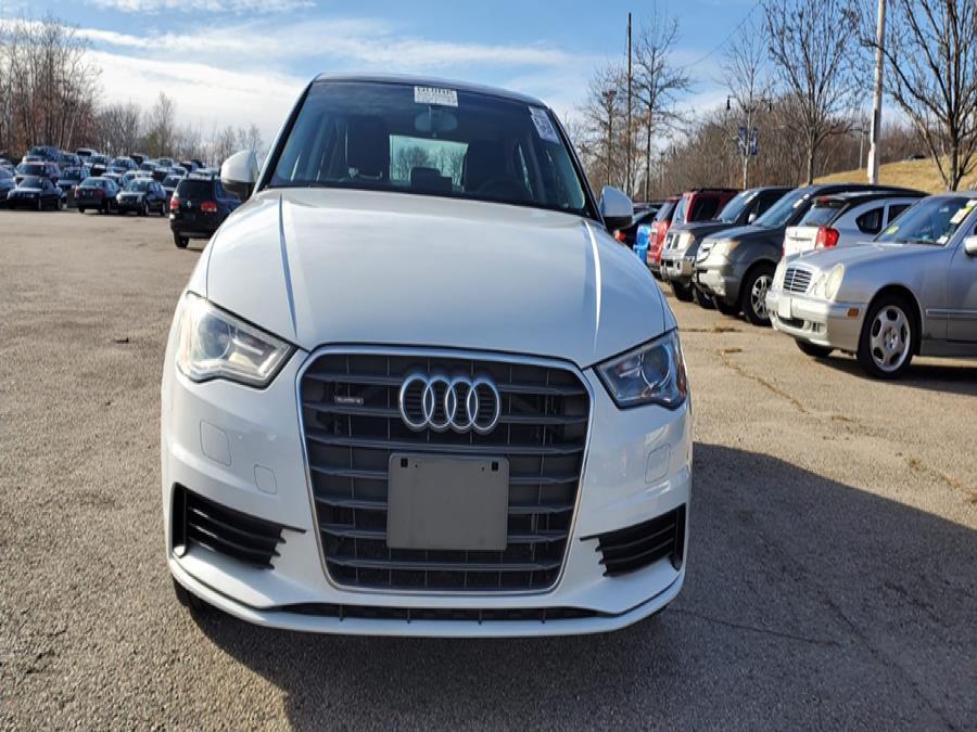Used Audi A3 4dr Sdn quattro 2.0T Premium 2015 | Capital Lease and Finance. Brockton, Massachusetts
