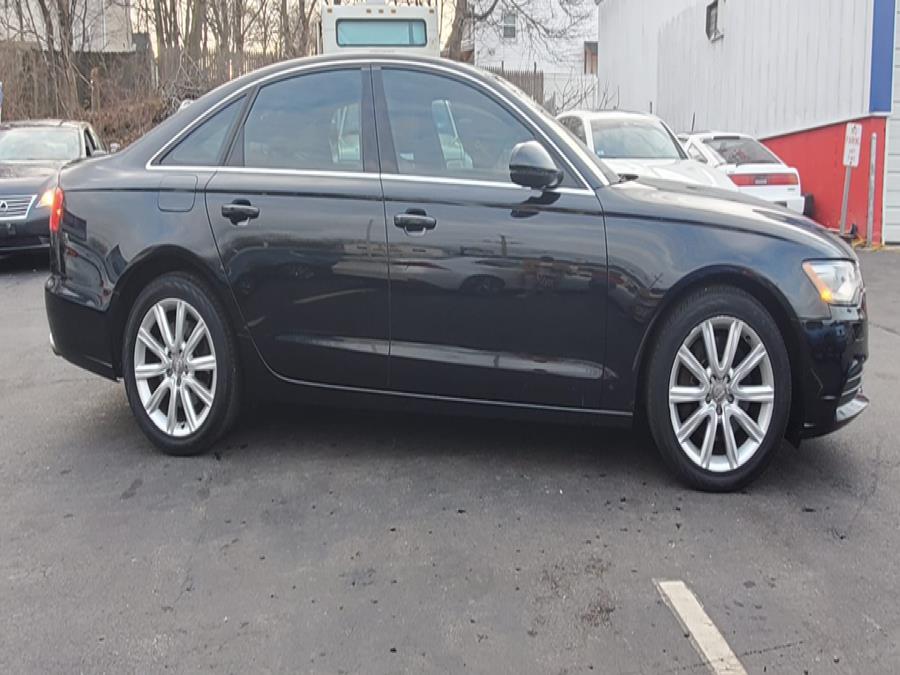 Used 2014 Audi A6 in Brockton, Massachusetts | Capital Lease and Finance. Brockton, Massachusetts