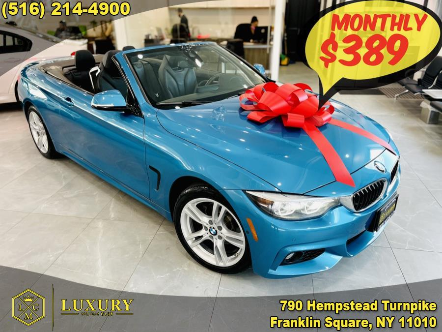 Used 2018 BMW 4 Series in Franklin Square, New York | Luxury Motor Club. Franklin Square, New York