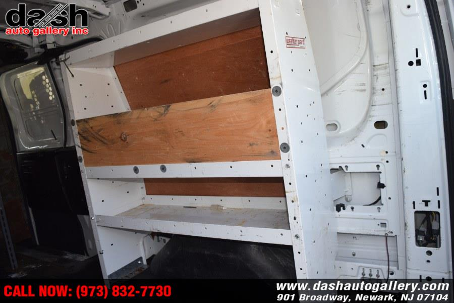 "Used Ford Transit Cargo Van T-250 130"" Low Rf 9000 GVWR Swing-Out RH Dr 2015 