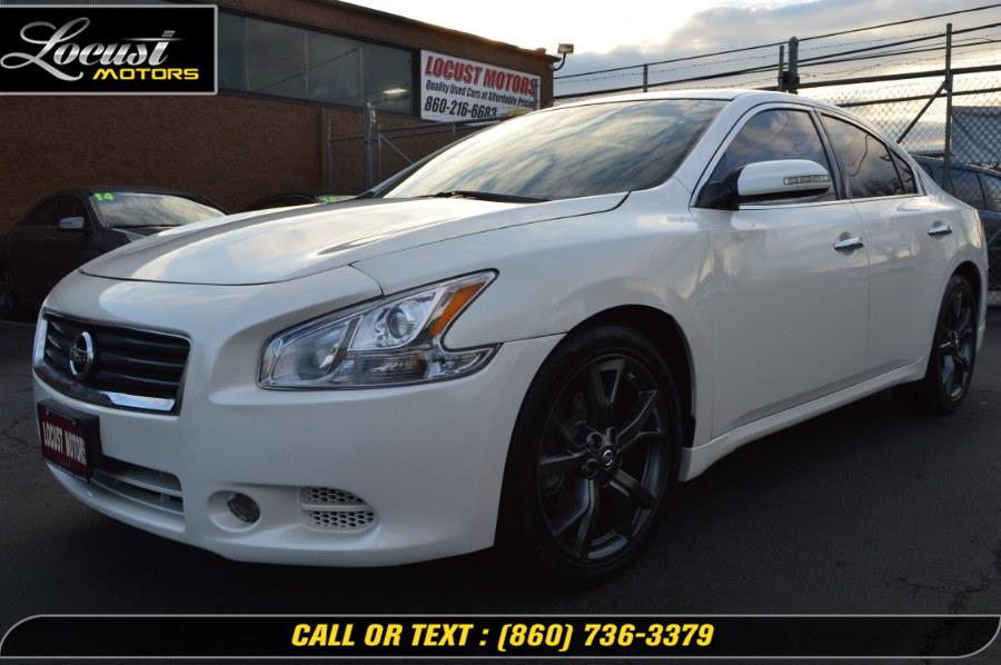 Used 2014 Nissan Maxima in Hartford, Connecticut | Locust Motors LLC. Hartford, Connecticut