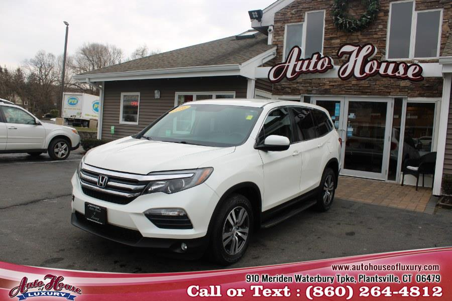 Used 2016 Honda Pilot in Plantsville, Connecticut | Auto House of Luxury. Plantsville, Connecticut