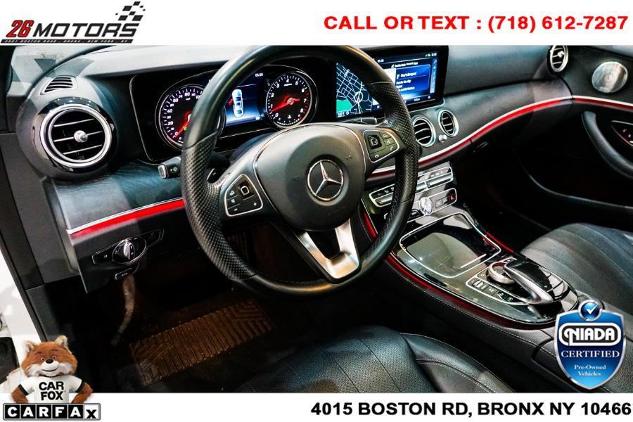 Mercedes-Benz E-Class E 300 Sport 4MATIC Sedan 2017