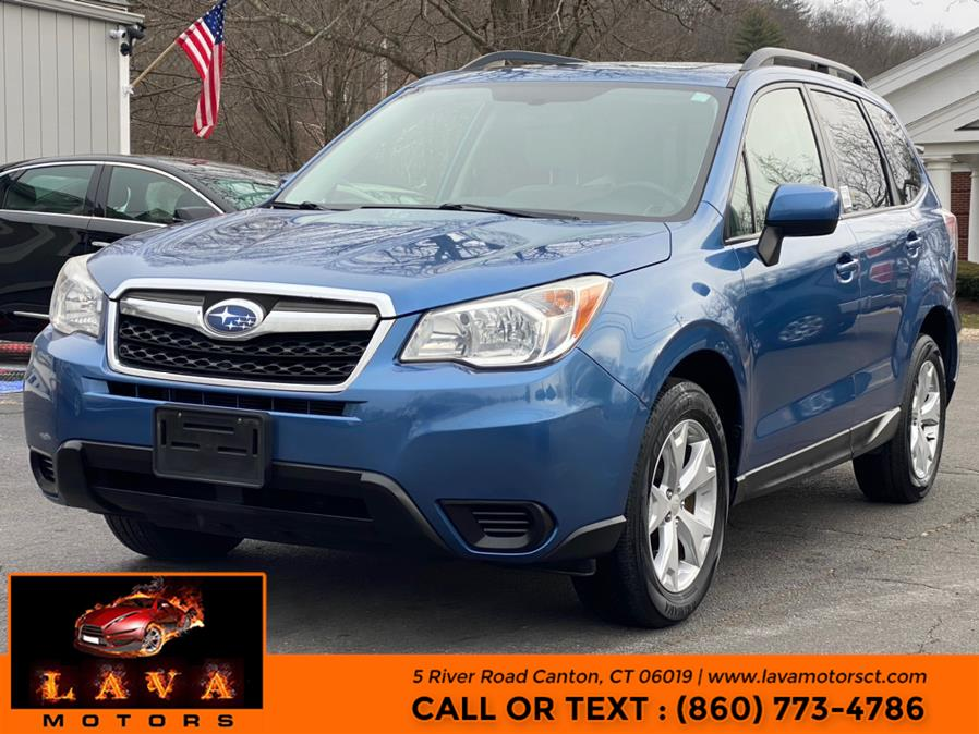 Used 2015 Subaru Forester in Canton, Connecticut | Lava Motors. Canton, Connecticut