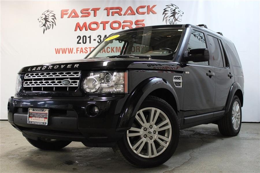Used Land Rover Lr4 HSE 2012 | Fast Track Motors. Paterson, New Jersey