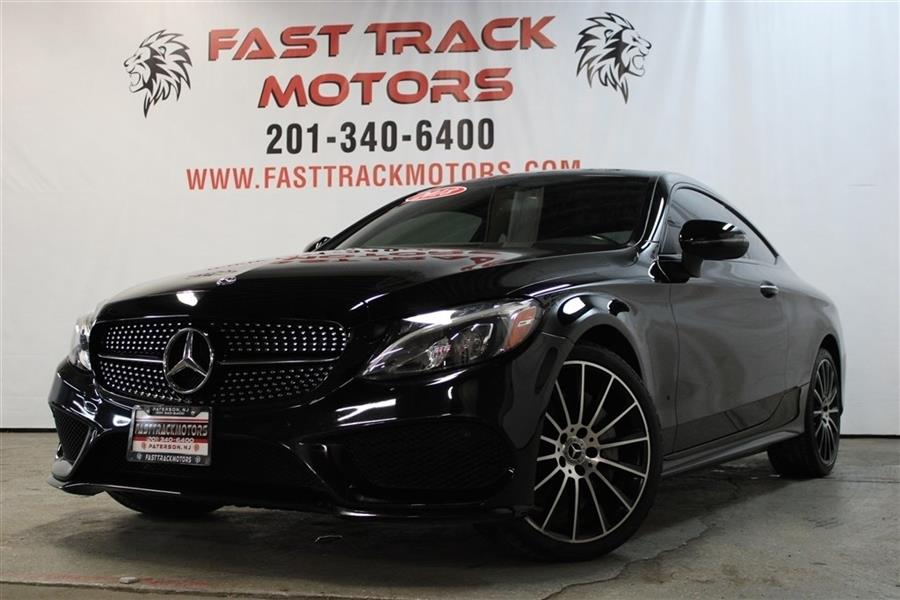 Used 2018 Mercedes-benz c in Paterson, New Jersey | Fast Track Motors. Paterson, New Jersey