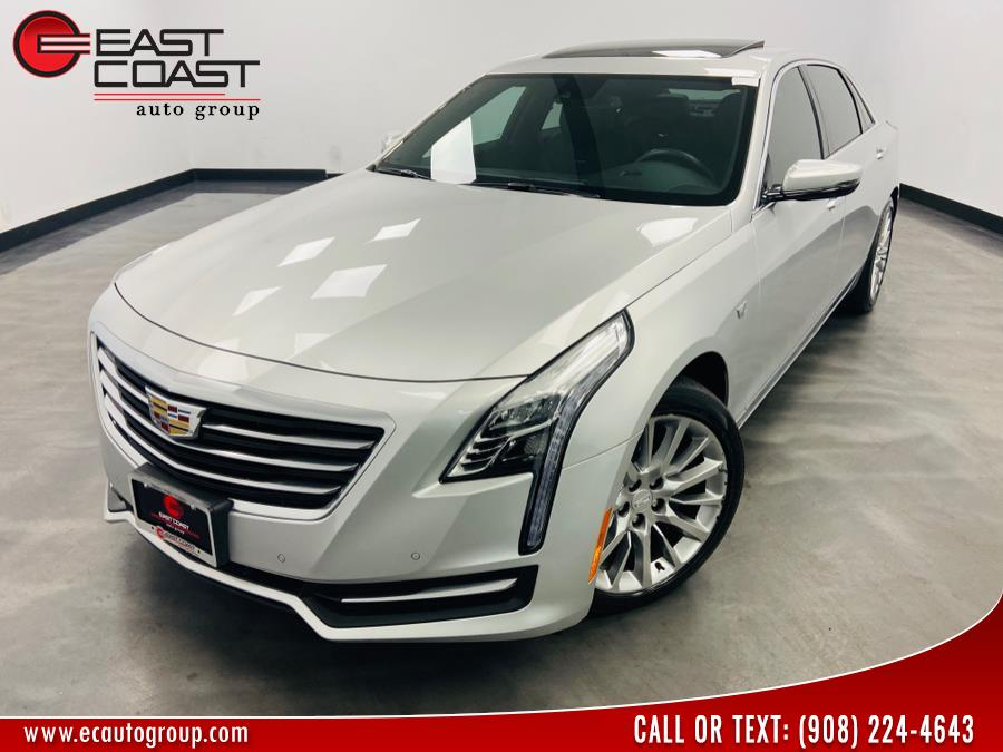 Used 2017 Cadillac CT6 in Linden, New Jersey | East Coast Auto Group. Linden, New Jersey