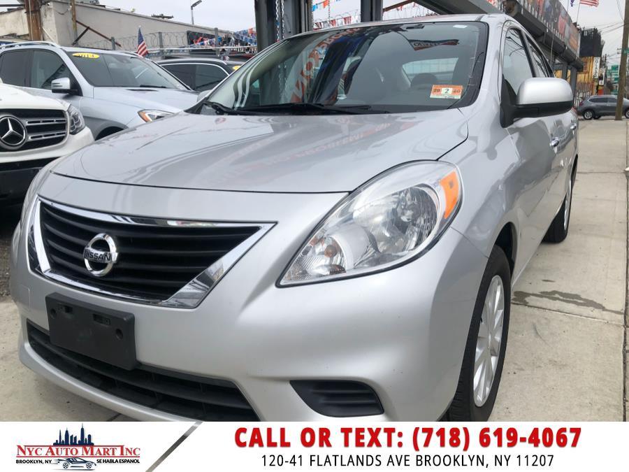 Used 2013 Nissan Versa in Brooklyn, New York | NYC Automart Inc. Brooklyn, New York