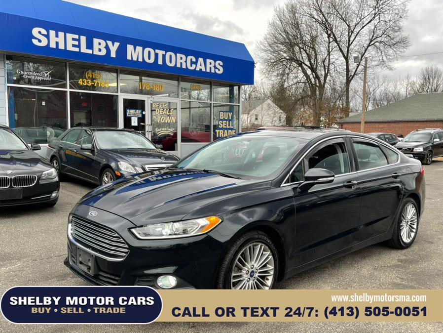 Used 2014 Ford Fusion in Springfield, Massachusetts | Shelby Motor Cars . Springfield, Massachusetts