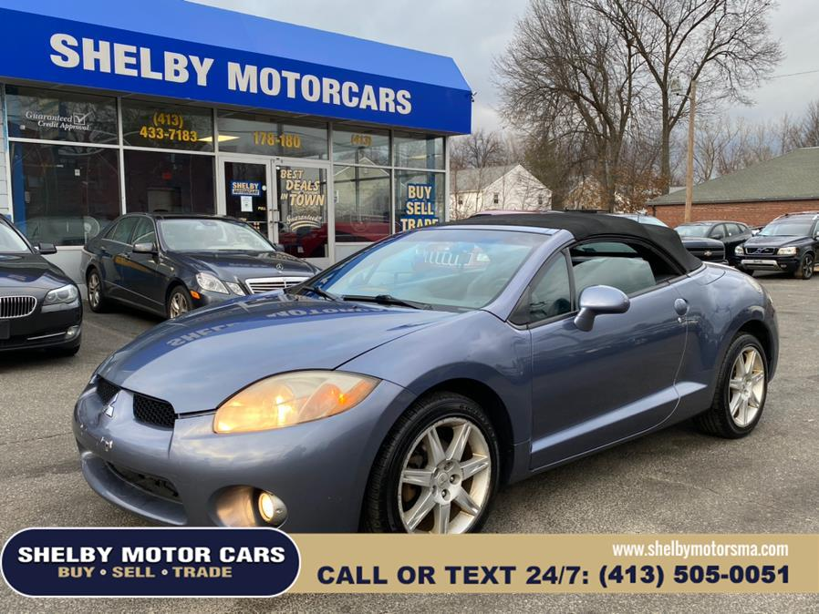 Used 2007 Mitsubishi Eclipse in Springfield, Massachusetts | Shelby Motor Cars . Springfield, Massachusetts
