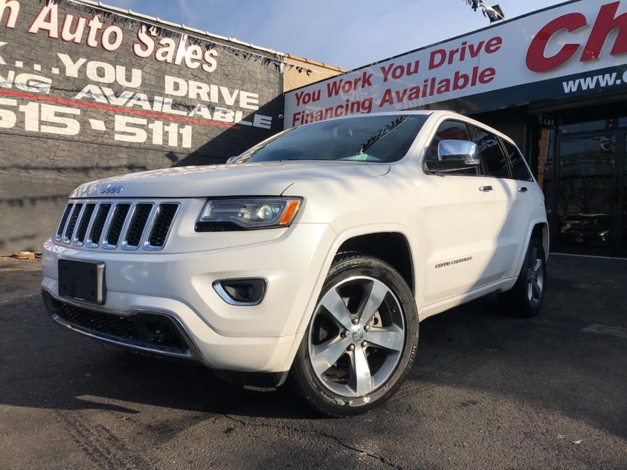 Used 2016 Jeep Grand Cherokee in Bronx, New York | Champion Auto Sales Of The Bronx. Bronx, New York