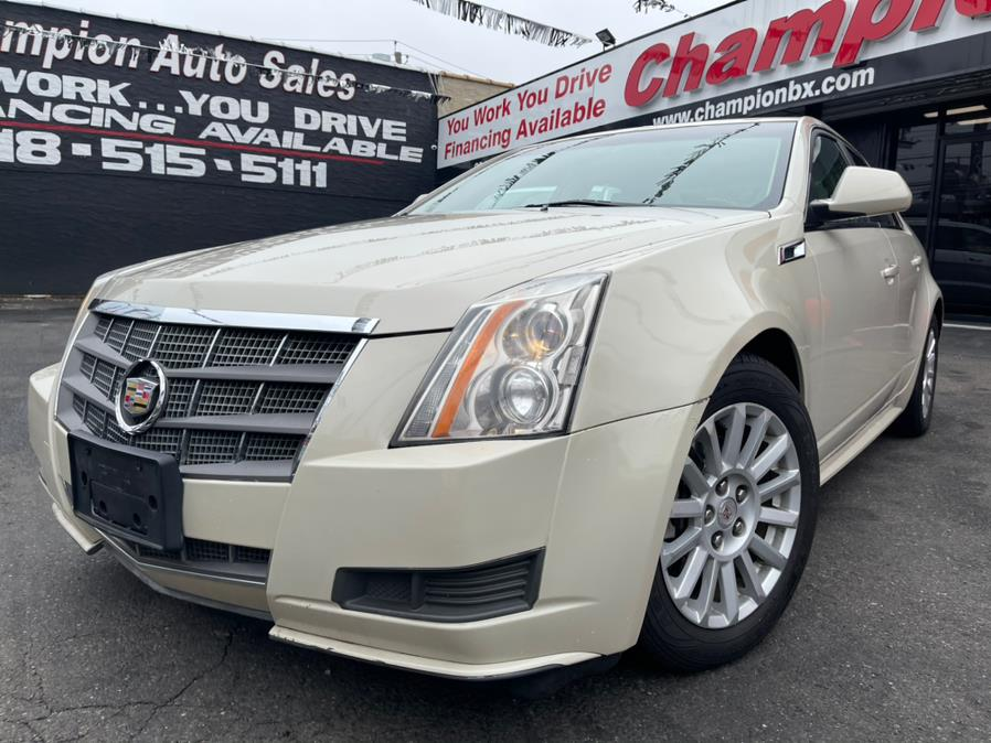 Used Cadillac CTS Sedan 4dr Sdn 3.0L Luxury AWD 2011   Champion Auto Sales Of The Bronx. Bronx, New York