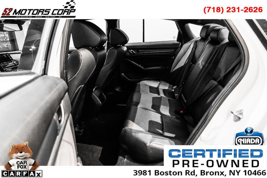 Used Honda Accord Sedan Sport 1.5T Manual 2018   52Motors Corp. Woodside, New York