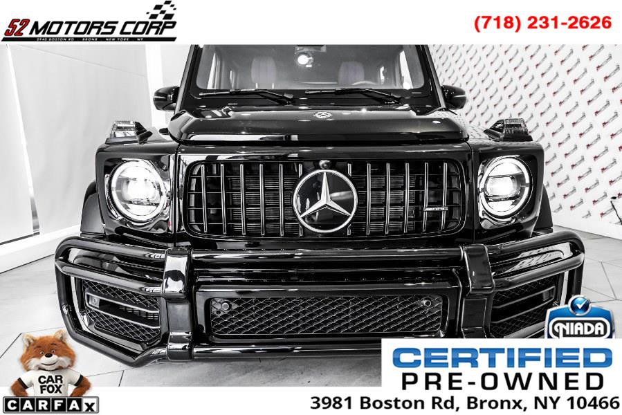 Used Mercedes-Benz G-Class AMG G 63 4MATIC SUV 2020 | 52Motors Corp. Woodside, New York