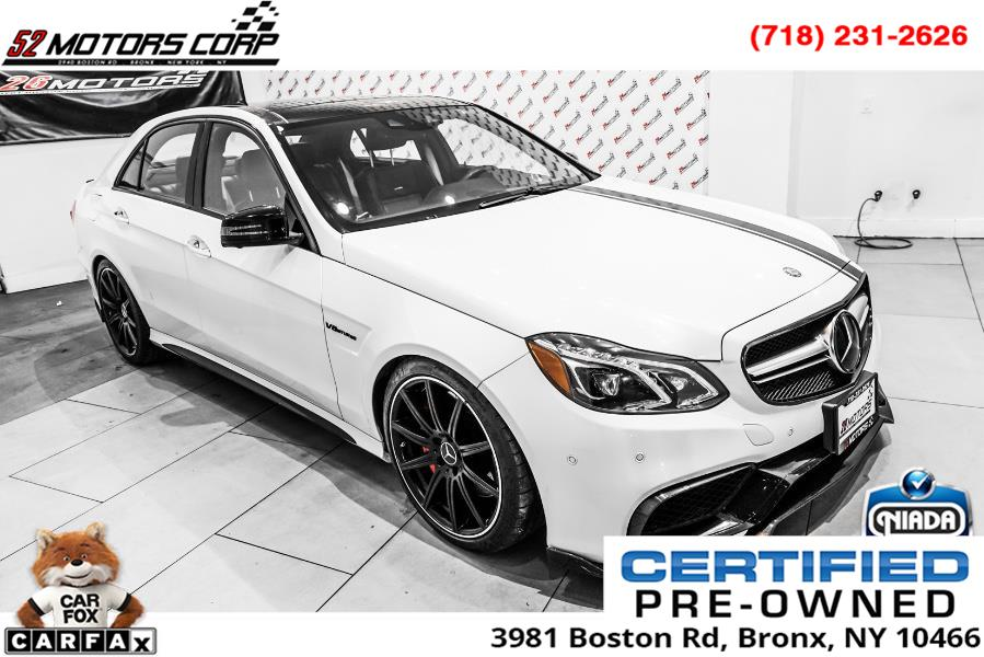 Used 2014 Mercedes-Benz E-Class ///AMG in Woodside, New York | 52Motors Corp. Woodside, New York