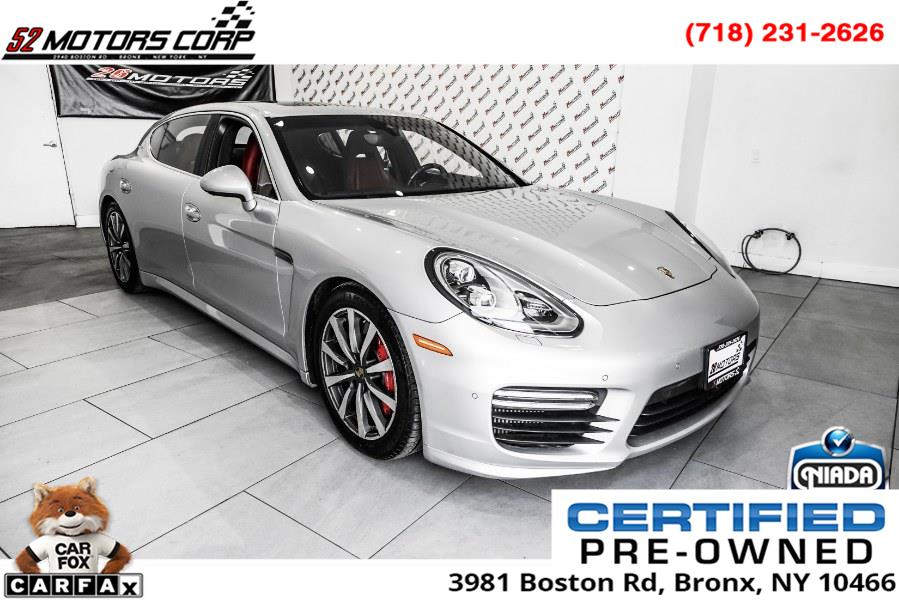 Used 2015 Porsche Panamera in Woodside, New York | 52Motors Corp. Woodside, New York