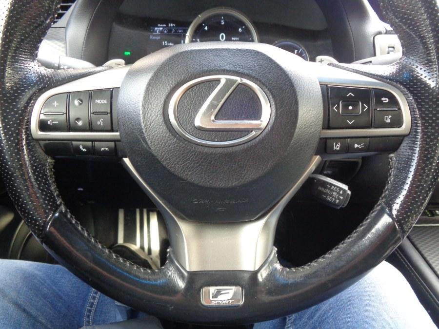 Used Lexus GS350 F Sport Technology 2016 | Top Speed Motors LLC. Jamaica, New York