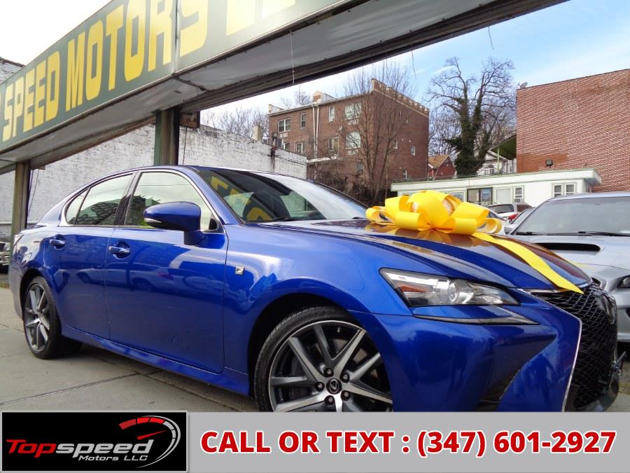 Used 2016 Lexus GS350 in Jamaica, New York | Top Speed Motors LLC. Jamaica, New York