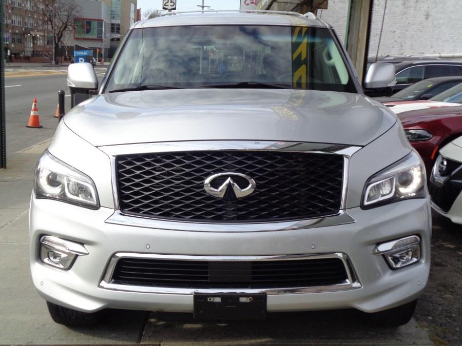 Used INFINITI QX80 4WD 2016   Top Speed Motors LLC. Jamaica, New York
