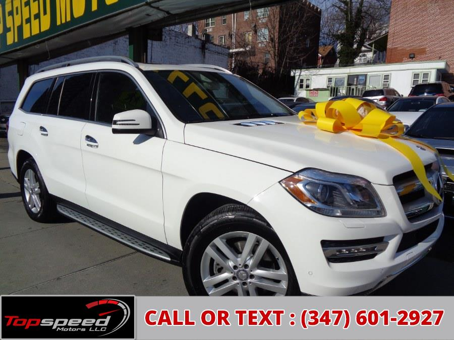 Used 2016 Mercedes-Benz GL450 in Jamaica, New York | Top Speed Motors LLC. Jamaica, New York