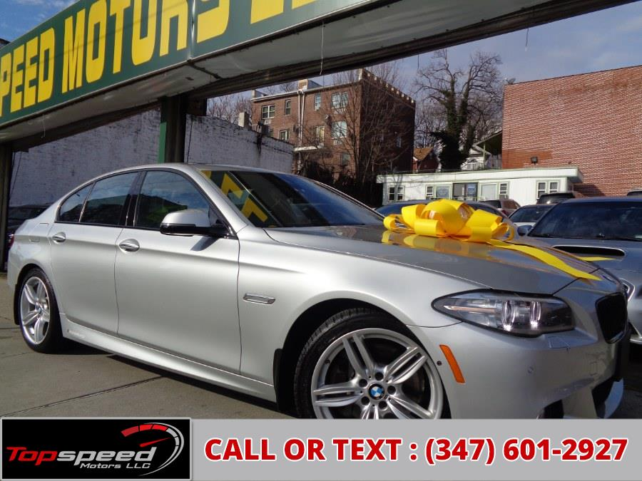 Used BMW 535i xDrive AWD //M Sport Technology Package 2016 | Top Speed Motors LLC. Jamaica, New York