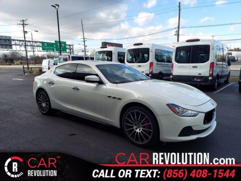 Used 2017 Maserati Ghibli in Maple Shade, New Jersey | Car Revolution. Maple Shade, New Jersey