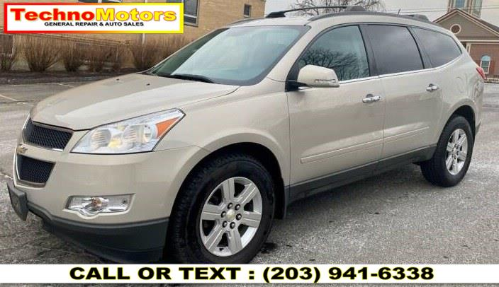 Used 2011 Chevrolet Traverse in Danbury , Connecticut | Techno Motors . Danbury , Connecticut
