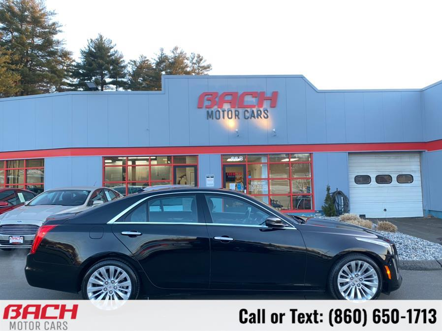 Used 2014 Cadillac CTS Sedan in Canton , Connecticut | Bach Motor Cars. Canton , Connecticut
