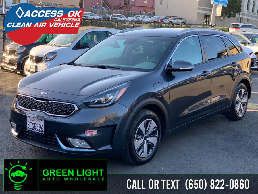 Used 2018 Kia Niro Plug-In Hybrid in Daly City, California | Green Light Auto Wholesale. Daly City, California