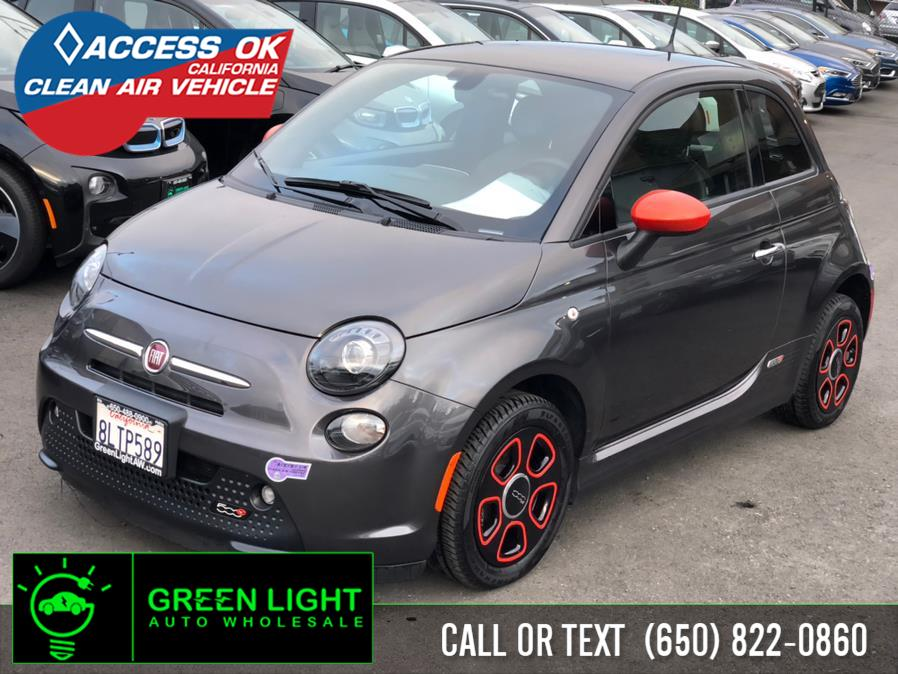 Used 2019 FIAT 500e in Daly City, California | Green Light Auto Wholesale. Daly City, California