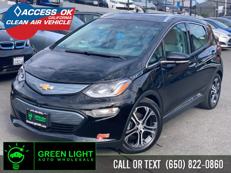 Used 2017 Chevrolet Bolt EV in Daly City, California | Green Light Auto Wholesale. Daly City, California
