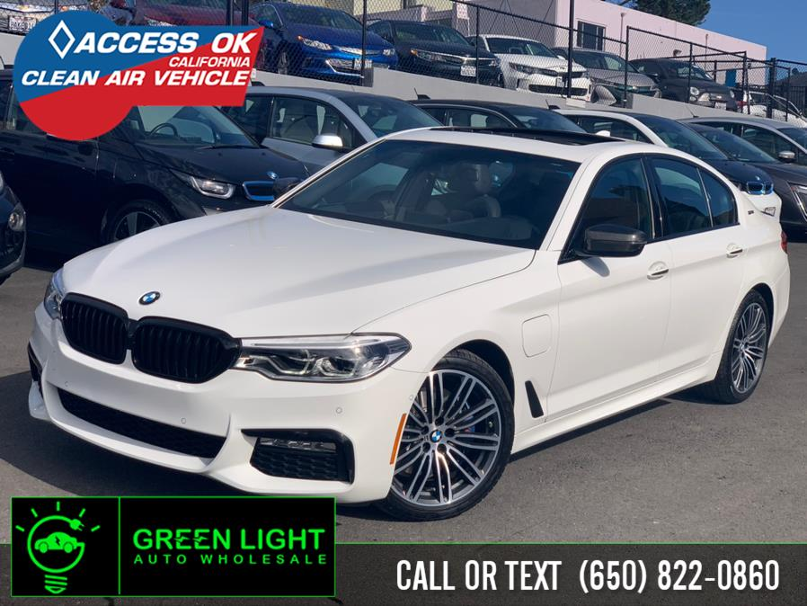 Used 2018 BMW 530e iPerformance in Daly City, California | Green Light Auto Wholesale. Daly City, California