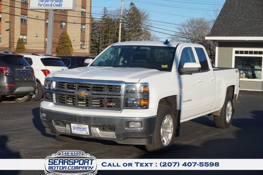 Used 2015 Chevrolet Silverado 1500 in Searsport, Maine | Searsport Motor Company. Searsport, Maine