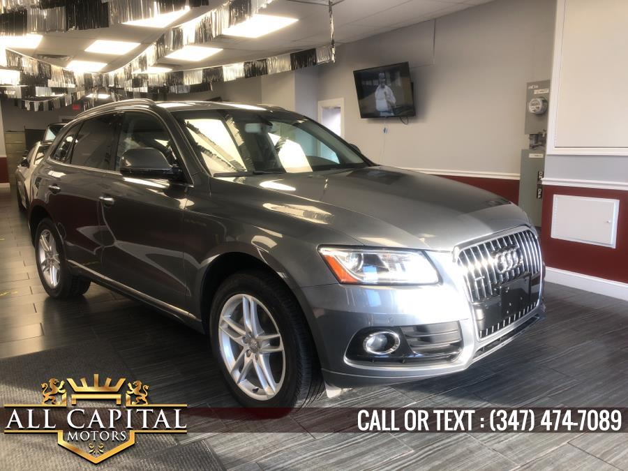 Used 2017 Audi Q5 in Brooklyn, New York | All Capital Motors. Brooklyn, New York
